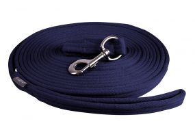 Lunge line in bag Blue