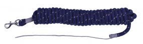 Leadrope 6.80m Navy/grey 12mm