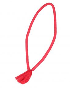 Neck rope Bright red Full
