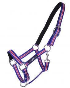 Head collar Icelandic Cobalt blue Cob