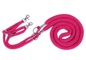 Lunging rope Fuchsia XL