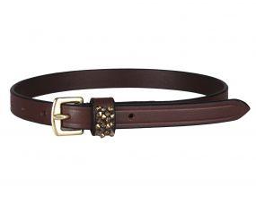 Spur straps Lupine Brown/beige