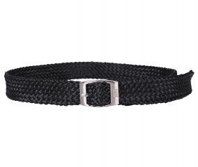 Spur straps Perlon Black