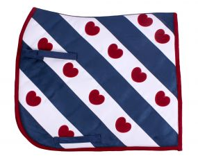 Saddle pad luxury Frisian D Full