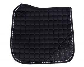 Saddle pad Sparkle Black D Full