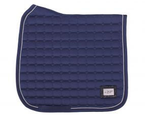 Saddle pad Glitz Navy AP Full