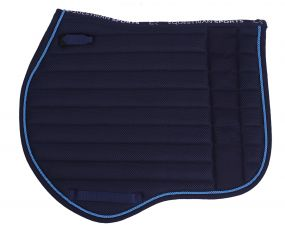 Saddle pad Airmesh Collection Deep sea AP Full