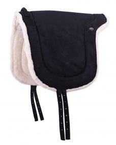 Bareback pad Black Full
