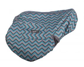 Saddle cover collection Zigzag