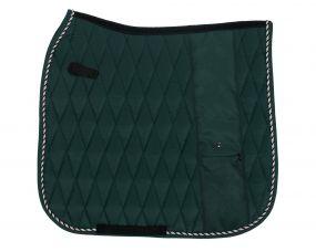 Saddle pad Juliet Dark green AP Full