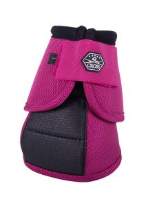 Bell boots technical Fuchsia XL