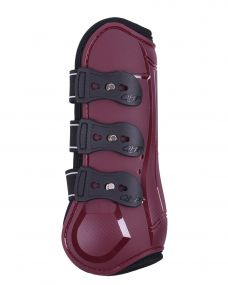 Tendon boots Champion Burgundy Full