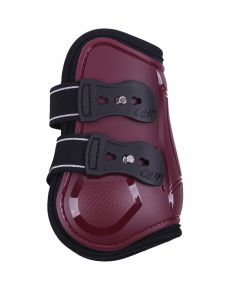 Fetlock boots Champion Burgundy Full