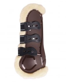 Tendon boots Ontario Brown Full