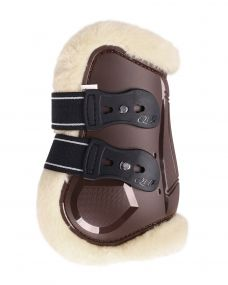 Fetlock boots Ontario Brown Full