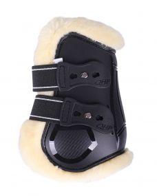 Fetlock boots Ontario Black Full