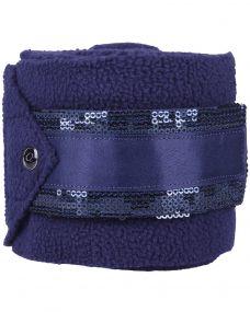 Fleece bandages Brilliance Blueberry 3m