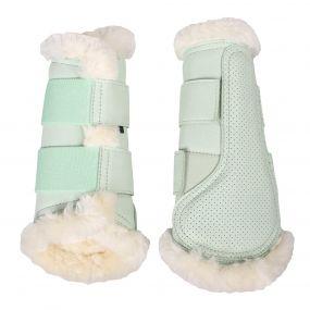 Leg protection Tie dye Mint green L
