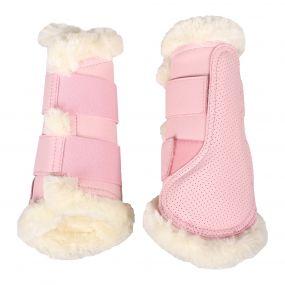 Leg protection Tie dye Pink L