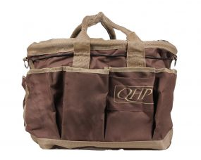 Grooming bag Brown/beige