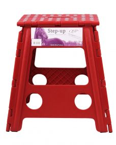 Step up Bright red 39cm