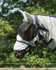 Loose Fly Mask 6013 Grijs XS