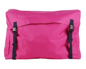 Stable storage bag Fuchsia/navy