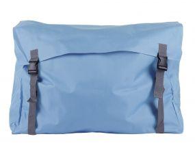 Stable storage bag Sky/grey