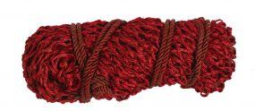 Haynet hay bale Red
