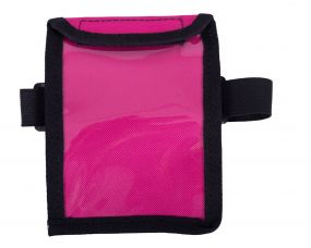 Medical cardholder Fuchsia