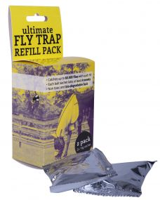 Fly trap refill 2-pack Yellow