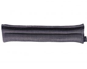 Noseband pad Metallic glitz Grey Full