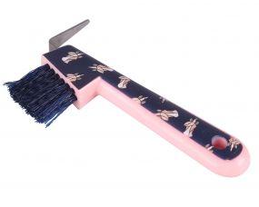 Hoofpick Sanna Navy/pink 10pcs