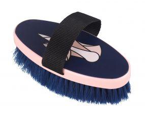 Body brush Sanna Navy/pink 10pcs