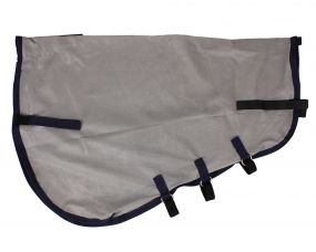 Loose neck part fly sheet Grey S
