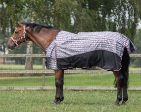 Turnout rug collection fleece lining Snake 215