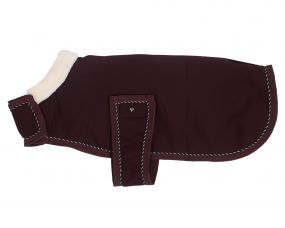 Dog rug Diamond Wine red 75