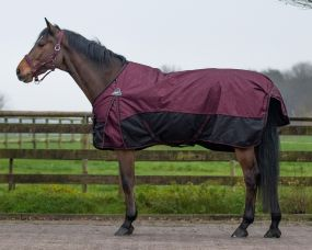 Turnout rug collection fleece lining Florals 215