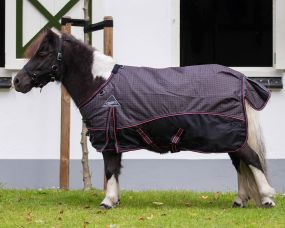 Turnout rug collection falabella 150gr Puzzle 90