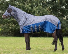 Anti-fly sheet Collection with neck and hood Network 215