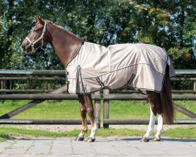 Turnout rug collection fleece lining Brushstroke 215