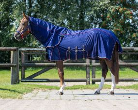 Anti-fly rug combo collection with neck Kraftwork 215