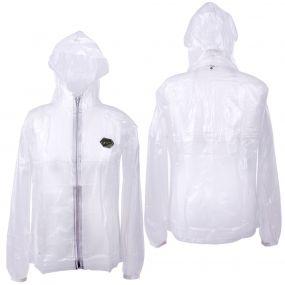 Raincoat transparant XL