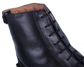 Elasticized laces Black