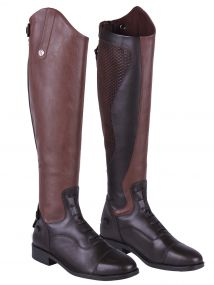 Riding boot Nina Adult wide Brown 41
