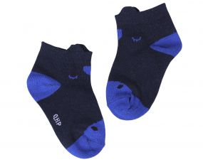 Baby socks Mickey Cobalt blue 6-12m