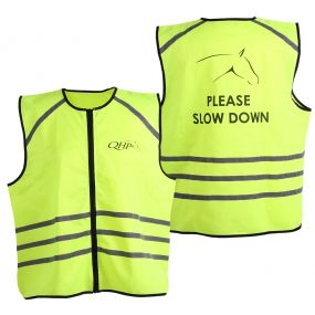 Reflective vest Yellow M