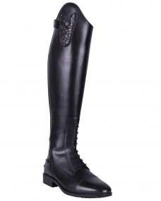 Riding boot Sasha Adult wide Black 42