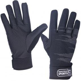 Glove Quebec Black XL