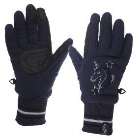 Glove Leyla Navy S